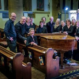Collegium Singers Concert - Rejoice!