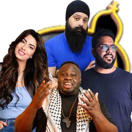 Desi Central Comedy Show - Sheffield