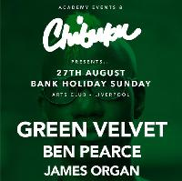 Chibuku presents GREEN VELVET