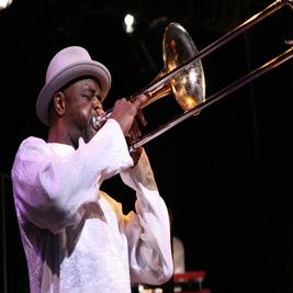 Craig Harris and Harlem Nightsongs - Guest Artist - Darius Jones