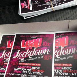 Leap Out of Lockdown Party