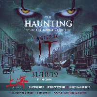 The Haunting of George Street hosted by IT