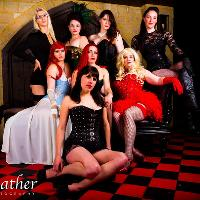The Scarlet Vixens Present - Purple Peep Show