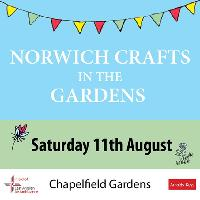 Norwich Crafts In The Gardens