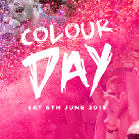 The Color Day London | Hackney All Day & Night Holi Paint Rave