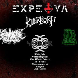 Expetya + Supports @ The Black Prince