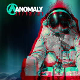 Anomaly - Trance Xmas Party with Factor B, Connelly & Forbes
