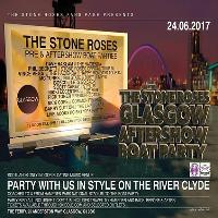 The Stone Roses  Pre & After Boat Party Glasgow