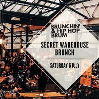 Brunch & Hip-Hop Secret Warehouse Party