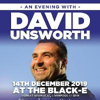 An evening with david unsworth