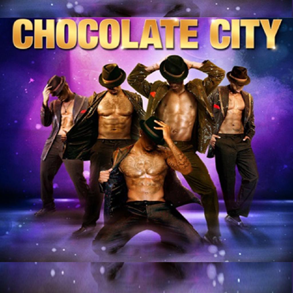 Chocolate City Birmingham Show w/ The Chocolate Men