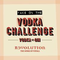 The Vodka Challenge