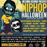 Big Condo presents Hiphop Halloween