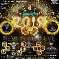 Melodys New Years Eve Party