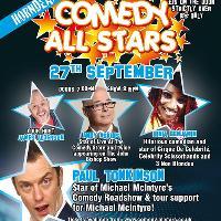 Comedy All Stars 27th September