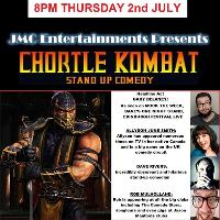 CHORTLE KOMBAT COMEDY PRESENTS GARY DELANEY