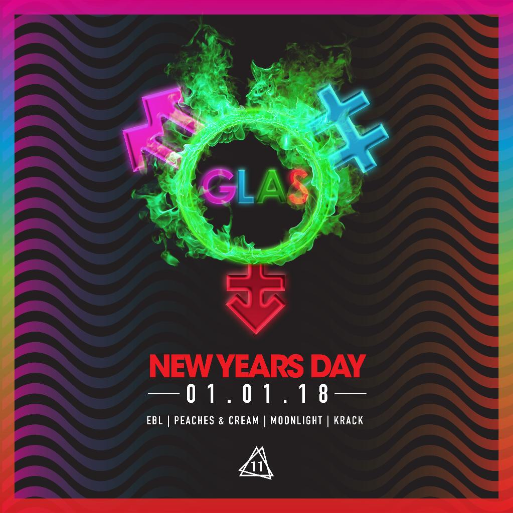 GLAS New Years Day 2018
