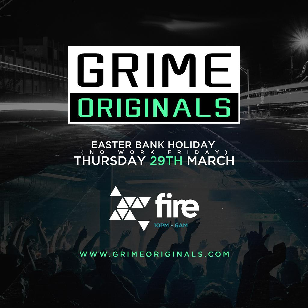 Grime Originals