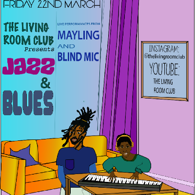 The Living Room Club - Jazz & Blues Night Tickets | LEAF On