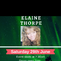 An Evening Of Trance Mediumship with Elaine Thorpe