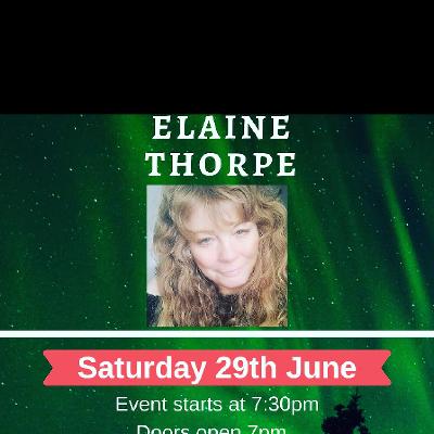 An Evening Of Trance Mediumship with Elaine Thorpe