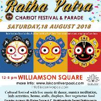 Liverpool Ratha Yatra - CHARIOT FESTIVAL & PARADE  2018