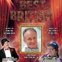The Best of British Charity Variety Show