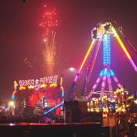 Bradford Firework Extravaganza