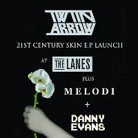 Twin Arrow E.P Launch // Melodi // Danny Evans