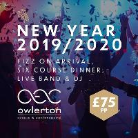 OEC New Years Eve Party