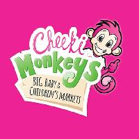 Cheeki Monkeys BIG Baby & Children