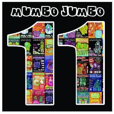 Mumbo Jumbo 11th Birthday Party at The Bongo Club