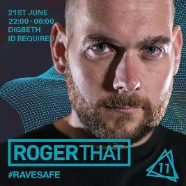 Venue: DISTRICT TERRACE PARTY w/ ROGER THAT & SANDOR   LAB11 Birmingham    Fri 21st June 2019