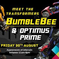Meet The Transformers at The Forum Sittingbourne 30th August!