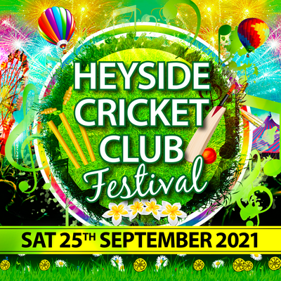 Heyside Cricket Club Festival