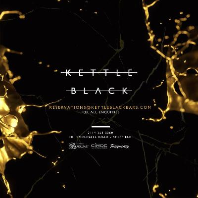New Year's Eve 2019 Black & Gold party @ Kettle Black NYE