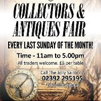Collectors and Antiques Fair