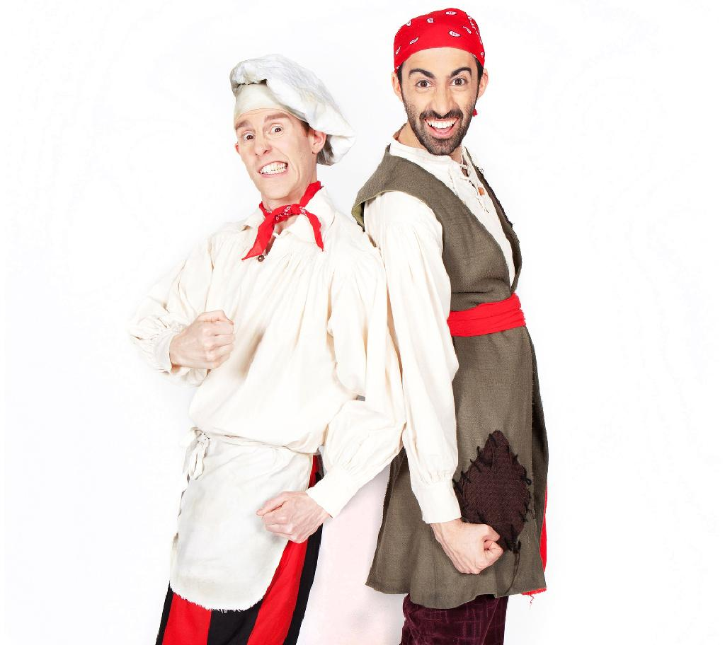 KIDZ BIG BASH with Cbeebies Cook and Line from Swashbuckle