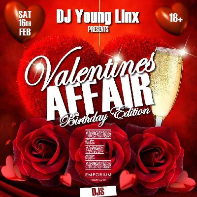 Valentines Affair Linx Birthday Edition