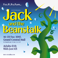 Jack and the Beanstalk.