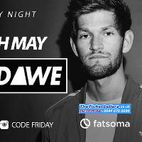 CODE. Nathan Dawe Friday 26th May @ Walkabout!