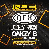 NYE DANCE ANTHEMS - QFX + Joey Riot + Oakzy B