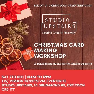 Christmas Card Making Workshop