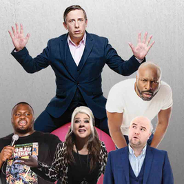 Live At The Queens Theatre With Acts From BGT - Hornchurch