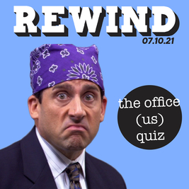 Rewind The Office (Us) Quiz