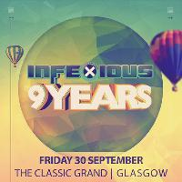 InfeXious: 9 Years