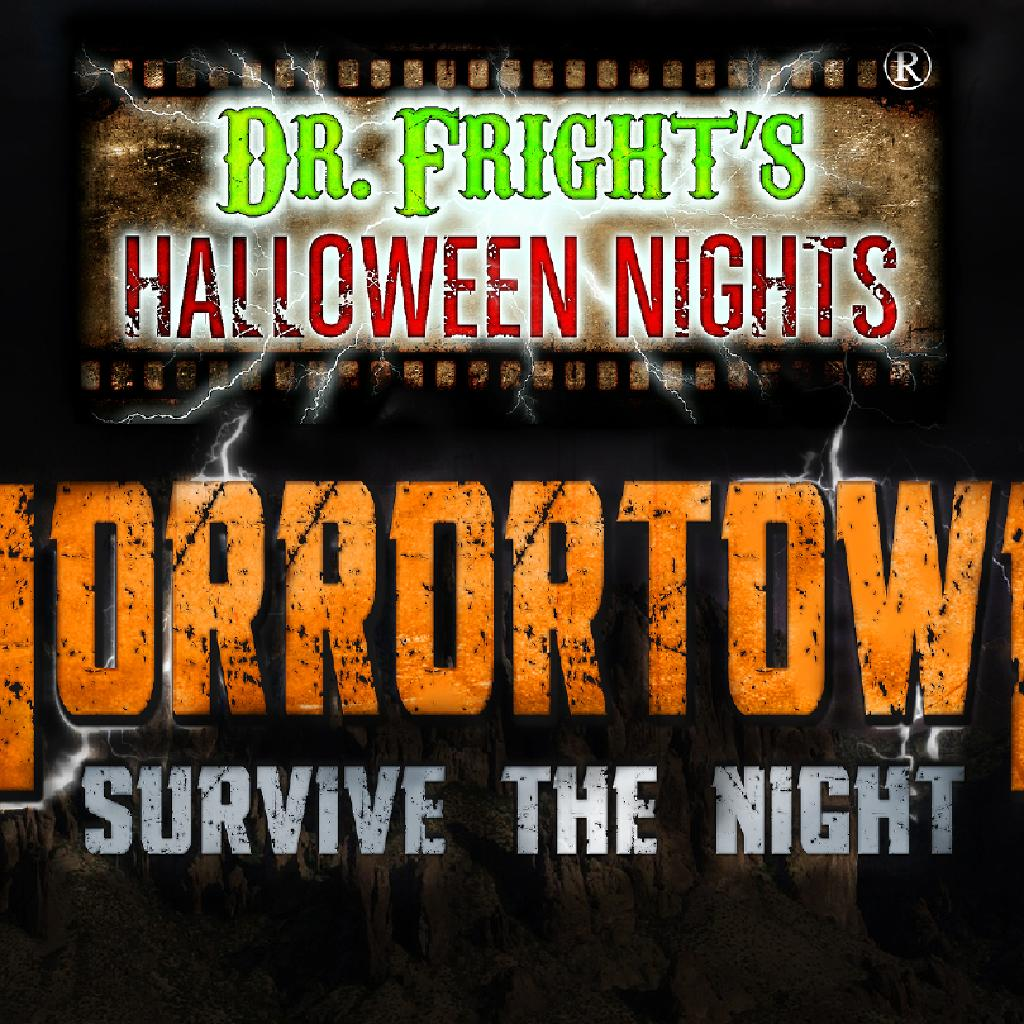 dr. fright's halloween nights presents horrortown | whites nurseries
