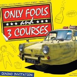 Only Fools & 3 Courses Father