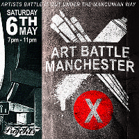 Art Battle Manchester X