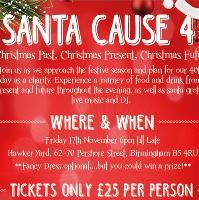 RSVP Santa Cause 4 - Christmas Past, Present & Future